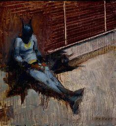 Batman by William Wray.
