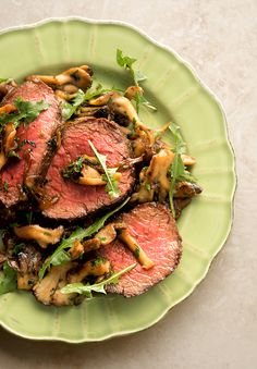 A venison steak recipe served with caramelized onions and mushrooms. I mostly use backstrap for my deer steak, but tenderloin also works. Deer Backstrap Recipes, Deer Steak Recipes, Venison Backstrap, Deer Recipes, Venison Recipes, Game Recipes, Mushroom Recipes, Shrimp Recipes, Pasta Recipes