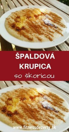 Czech Recipes, Ethnic Recipes, Sweet Recipes, Healthy Recipes, Atkins, French Toast, Cheesecake, Good Food, Food And Drink