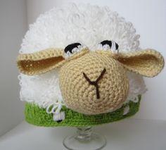 Handmade Sweet Sheep Hat