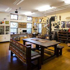 syahoojinさんの、部屋全体,アンティーク,ハンドメイド,雑貨,男前,DIY,薪ストーブのある暮らし,アウトドア,のお部屋写真