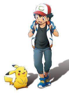 Pokemon Ash Ketchum, Ash Pokemon, Pokemon Funny, Pikachu Art, Cute Pikachu, Hd Pokemon Wallpapers, Pokemon Website, Owl Tattoo Drawings, Pokemon Sketch