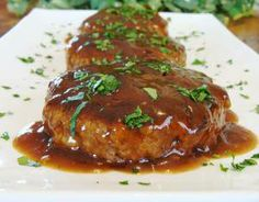 Savory Salisbury Steak