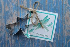Dragonfly Cookie Cutter  Dragonfly shaped by MoosesCreations