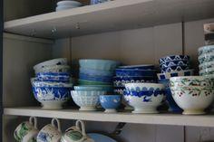 All sorts of dishes - Bikkel Brocante & Curiosa