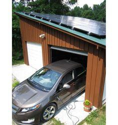 Nosotros usamos coches eléctrico.