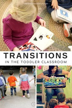 Handling Toddler Transitions in the Classroom
