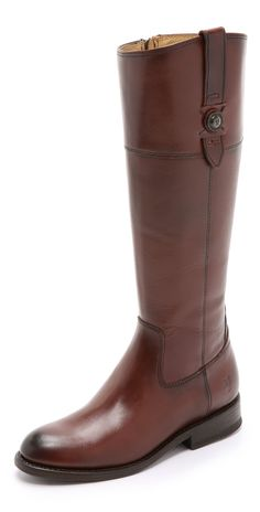 Frye Jayden Button Tall Boots | SHOPBOP Tall Boots, Hanukkah 2016, Riding Boots, Buttons, My Style, Fashion Design, Accessories, Shopping, Shoes