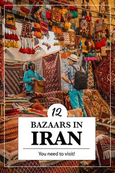 A list of great bazaars in Iran that you must visit on your trip. From the most famous bazaars of Tehran, Tabriz and Esfahan to unique markets like Minab. Iran Girls, Visit Iran, Shiraz Iran, Iran Travel, Ancient Persia, Iranian Art, The Beautiful Country, Worldwide Travel, Ancient Architecture