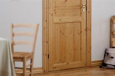 Metsä Wood delivers sawn timber to Jeld-Wen door manifacturer Jeld Wen Doors, Sawn Timber, Industrial, Wood, Furniture, Home Decor, Decoration Home, Woodwind Instrument, Room Decor