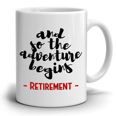 A retirement going away gift given by fellow church members does unique retirement gifts for men and women perfect retired inspirational gift coffee mug printed on both sides solutioingenieria Choice Image