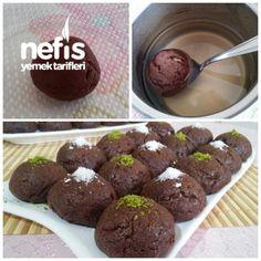 Muhteşem Browni Cocostar Kurabiye (Tam Ölçü) Brownies, Cereal, Cookies, Chocolate, Breakfast, Desserts, Food, Biscuits, Morning Coffee