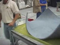 Bending Concrete into Furniture WOW MUST SEE - Surecrete's