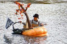 Goffstown, Giant Pumpkin Regatta