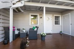 inngangsparti med bod - Google-søk Safari, Patio, Google, Outdoor Decor, Home Decor, Decoration Home, Room Decor, Home Interior Design, Home Decoration