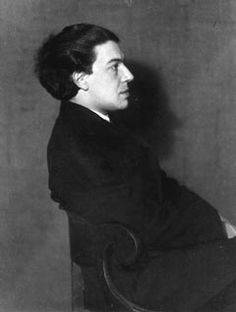 André Breton, photo by Man Ray(c. 1921-1922)