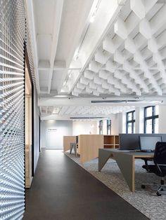 Movet Office Loft by Alexander Fehreer | Yellowtrace.