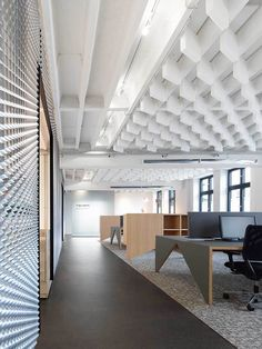 Movet Office Loft by Alexander Fehreer | Yellowtrace.
