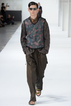 Dries Van Noten | Spring 2013 Menswear Collection | Style.com