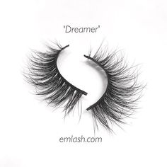 As dreamy as it can get, #emlash new style 'Dreamer' ➣ emlash.com