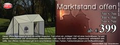 NEU: Marktstand offen Planer, Outdoor Gear, Tent, Tent Camping, Products, Cabin Tent, Tentsile Tent, Outdoor Tools, Tents