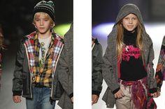 Desigual Kids, avance colección AW 2012   Blog de moda infantil, ropa de bebé y puericultura