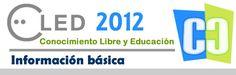 MICRO-Talleres #CLED2012 del 13 al 20 julio, en línea, Inscripción (Gratuita) www.redcled.net