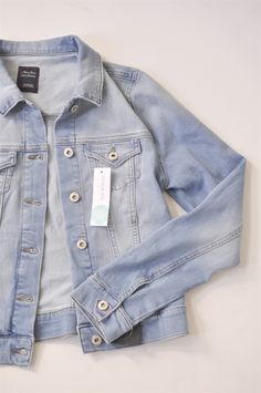 Stitch Fix: i'd love a denim jacket this year but i have broad shoulders so im having trouble finding one that looks good