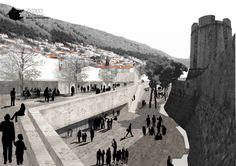 Espinet, Parera, Font, Parcet I Europan 11. Dubrovnik. 1r Premio   HIC Arquitectura