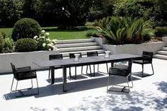Resultado de imagen de mesa extensible exterior