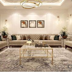 Get inspired by these unique and imposing luxury houses around the world. Living Room Decor On A Budget, Formal Living Rooms, Home Living Room, Home Room Design, Living Room Designs, Luxury Home Decor, Luxury Homes, Sofas For Small Spaces, Living Room Color Schemes