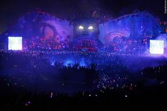 Tomorrowland; BELGIUM!