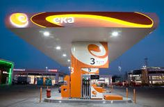 EKA Petrol Station