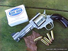 Freedom Arms Model 1997 .45 Colt