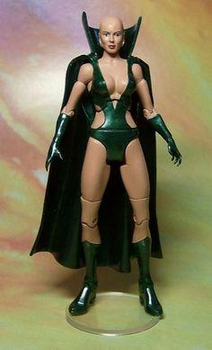 Moondragon (Marvel Legends) Custom Action Figure