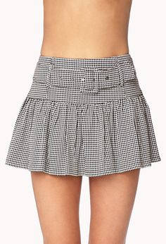 Forever 21 is the authority on fashion & the go-to retailer for the latest trends, styles & the hottest deals. Skirt Fashion, Hijab Fashion, Fashion Outfits, Cute Skirts, Short Skirts, Skater Skirt, Dress Skirt, Africa Dress, Petite Fashion