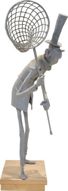 Animation Art:Maquette, The Boxtrolls Mr. Pickles Original Maquette (LAIKA,2014).... Image #4