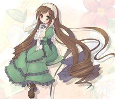 rozen maiden, suiseiseki