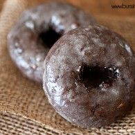 Glazed Blueberry Donuts are easy to make at home! If you need a recipe for your donut pan, these blueberry donuts will satisfy any donut lover!