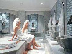 Turkish Bath Istanbul, Turkey