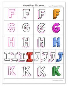 Cool Fonts Alphabet, Graffiti Alphabet Styles, Calligraphy Fonts Alphabet, Hand Lettering Alphabet, How To Write Calligraphy, Doodle Lettering, Graffiti Lettering, Alphabet Art, Lettering Guide