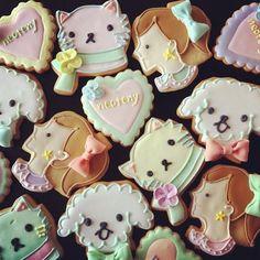酒井景都×fur fur 『K and Kate』お披露目Party @ VACANT バースデーケーキ製作の画像:「かわいいお菓子 micarina 」atelier diary