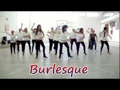 Melody Dance - Danza Burlesque