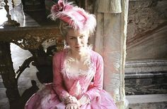 I love that movie, Marie Antoinette