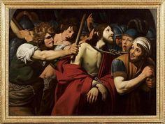 Christ captured by Lionello Spada (1576-1622)
