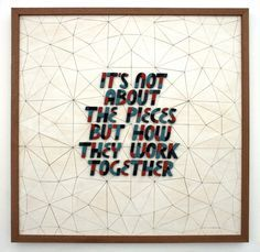 puzzle quotes about teamwork - Google Search