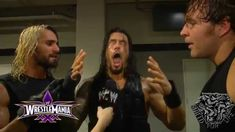 The Shield Funny Segmant After Wrestlemania