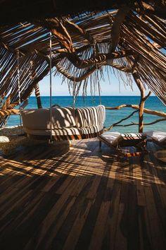 ultimate beach hut
