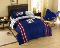 New York Giants Bed in a Bag Twin Set FREE SHIPPING