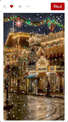 Christmas Scene❤️